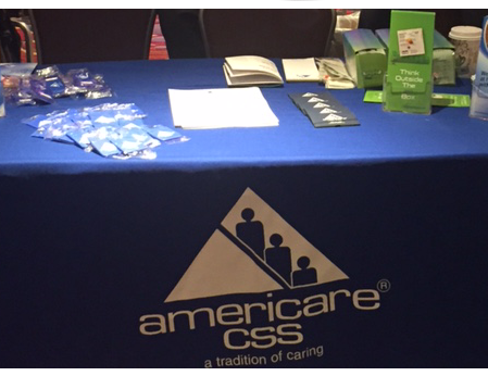AMERICARE ATTENDS 27th ANNUAL CONFERENCE ON AGING & VENDOR EXPO #AGECON2016