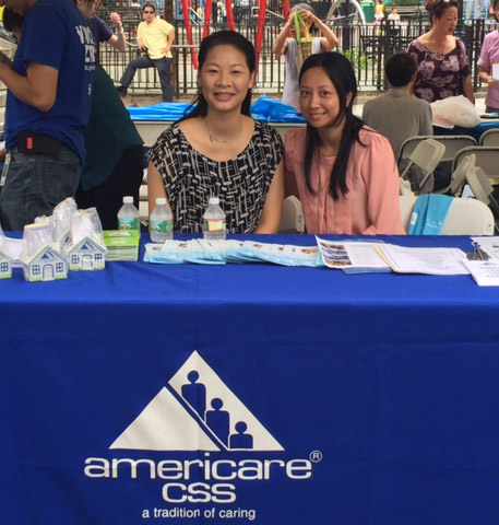 AMERICARE ATTENDS GOOD HEALTH DAY 2016